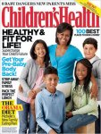 Michelle Obama talks about her family's diet in Children's Health.