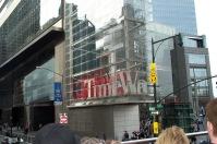 Time Warner Building in NYC (Photo Credit: Audiegrl)