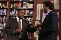Detectives Cyrus Lupo (Jeremy Sisto) and Kevin Bernard (Anthony Anderson)