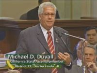 CA State Rep. Michael Duvall