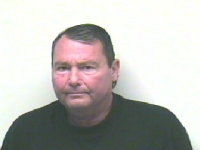 Steve Nunn, booking photo