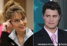 Ex. Gov Sarah Palin and Levi Johnston