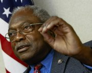 U.S. House Majority Whip James Clyburn