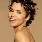 Oscar winner, Halle Berry