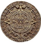 The Mayan calendar ends in 2012, but Dr Morrison said this did not mean the world would end