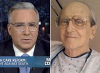 Keith Olbermann and his dad