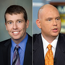 David Plouffe and Steve Schmidt