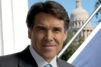 Republican Governor Rick Perry