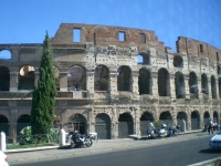 Rome Coliseum            (Photo by Audiegrl)