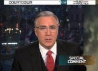 KEITH OLBERMANN-SPECIAL-COMMENT