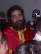 Alexios marakis is a gay priest