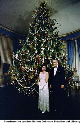 When President Johnson was in office the theme for that year was An American Past.