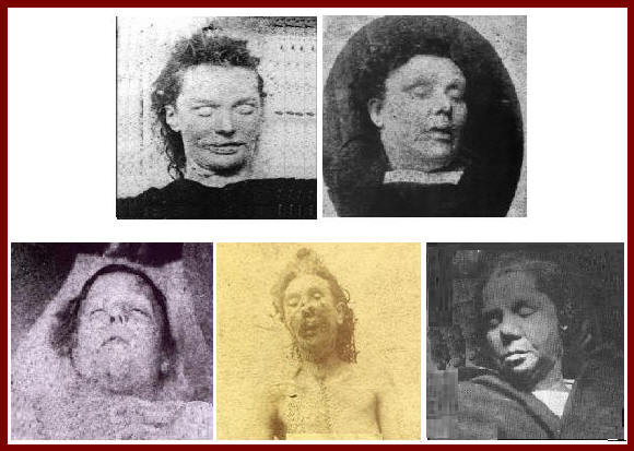 victims of jack the ripper names