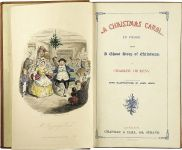 A Christmas Carol title page