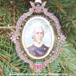 The 2004 American President Collection Andrew Jackson Ornament.