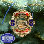 The Official White House 2006 Chester A Arthur Ornament