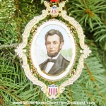 The 2004 American President Collection Abraham Lincoln Ornament