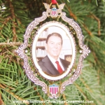 The 2004 American President Collection Ronald Reagan Ornament