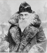 """Santa Claus""  1895 Library of Congress"