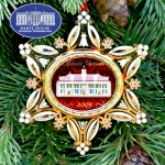 The 2009 Mount Vernon Holiday Ornament
