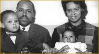 Craig, Fraiser, Michelle, Marion Robinson, 1964
