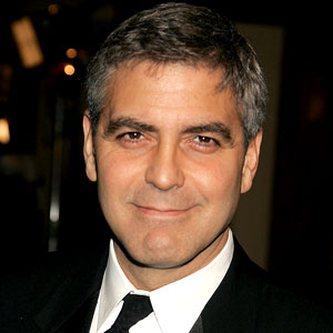 Actor & Activist George Clooney
