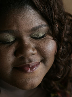 Golden Globe, NAACP Image Award and Screen Actors Guild Award nominee Gabourey Sidibe