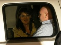 Sarah Palin and Steve Schmidt