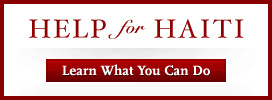 Help for Haiti~Learn What You Can Do