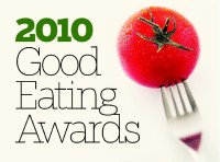 2010 Good Eating Award
