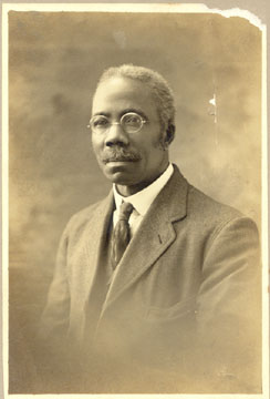 Dr. Augustus Nathaniel Lushington (1869-1939)