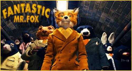 """Fantastic Mr. Fox"