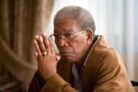 Morgan Freeman in Invictus