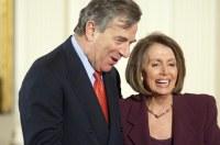 Paul Pelosi and wife House Speaker Nancy Pelosi