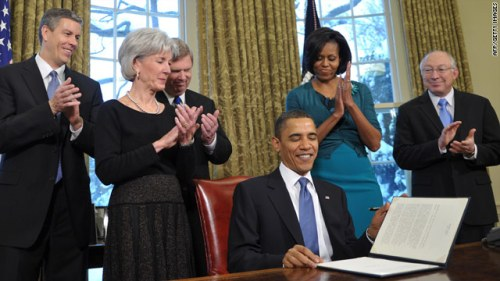 President Obama Signs Childhood Obesity Memorandum