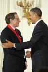 Two time Pulitzer Prize winner Robert Caro
