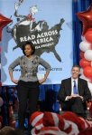 Michelle Obama Read Across America