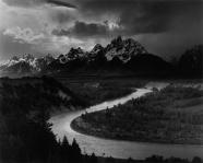 Grand Teton, Snake River Wyoming