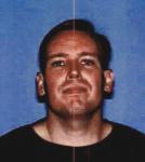 DMV photo of John Patrick Bedell
