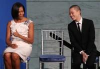 First+Lady+Michelle+Obama+Donates+Inaugural+5ksLvdqM4XXl