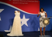 First+Lady+Michelle+Obama+Donates+Inaugural+6lwA0CLYBsal