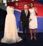 First+Lady+Michelle+Obama+Donates+Inaugural+efNbOtKeSXgl