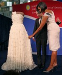 First+Lady+Michelle+Obama+Donates+Inaugural+PLQQcCuIKNtl