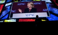Hillary+Clinton+Addresses+AIPAC+Policy+Conference+y4KvBxMdReTl