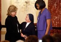 Hillary+Clinton+Michelle+Obama+Host+Int+l+2EMivs1WQArl