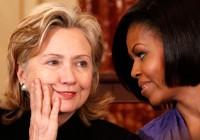 Hillary+Clinton+Michelle+Obama+Host+Int+l+GlCZTrEOyqJl