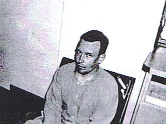 John Patrick Bedell in custody 2006
