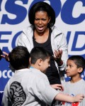 Michelle+Obama+Visits+Soccer+Clinic+Part+Anti+L_oemRf7mjFl