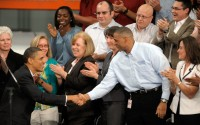 Obama+Tours+NC+Manufacturing+Facility+Discusses+FpE7VPylkIkl