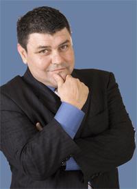 Mario Solis-Marich, progressive talk radio show host